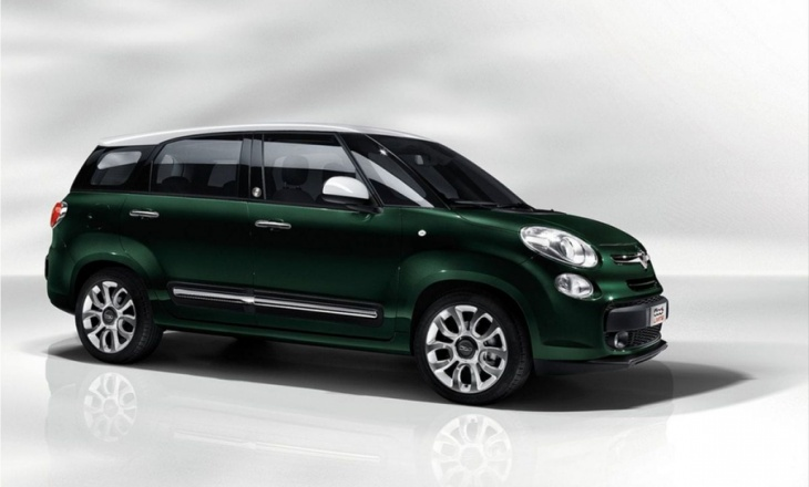 2014 Fiat 500L Living - Purpose Magic Wagon