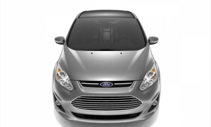 Ford C-MAX Hybrid next-generation hybrid vehicle