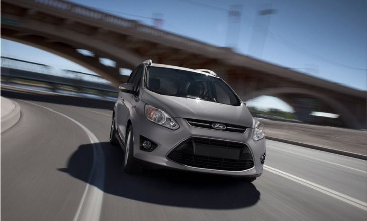 Ford C-MAX stylish 5+2-seater