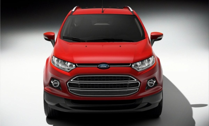Ford EcoSport - superior safety and really smart design