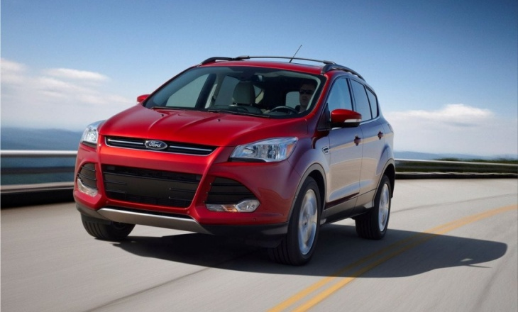 Ford Escape 1.6-liter EcoBoost