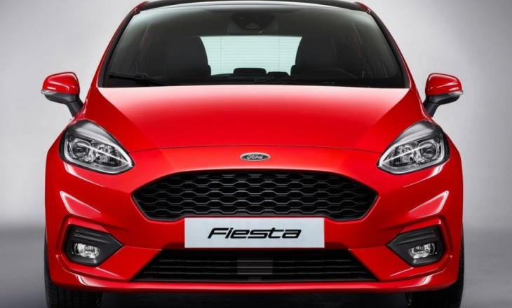 The next generation Ford Fiesta