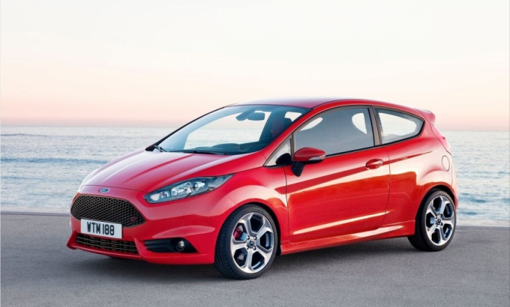 Ford Fiesta ST -  affordable small performance car