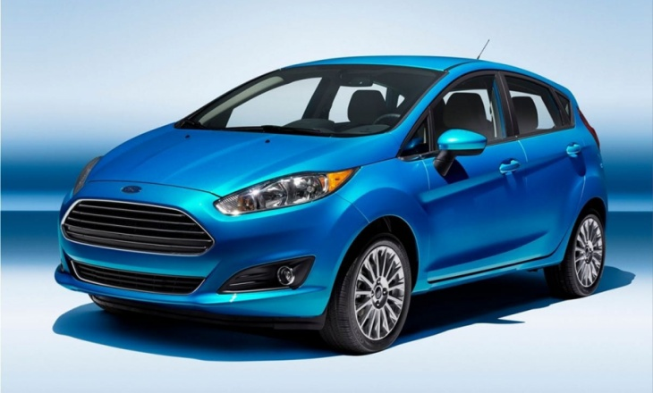 Ford Fiesta 1.0-liter three-cylinder EcoBoost engine