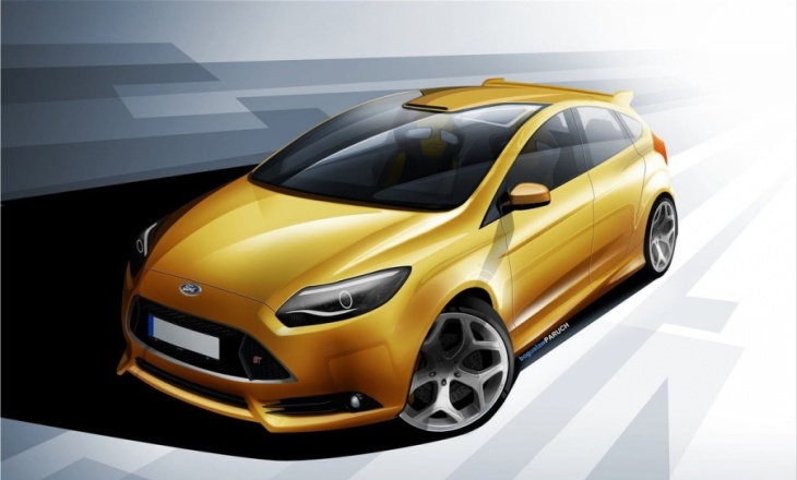 2013 Ford Focus ST powerful and surprisingly fuel efficient