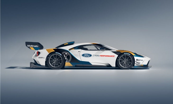 Ford GT MK II: the limited edition supercar
