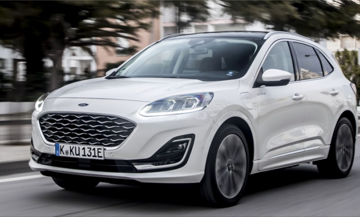 Ford Kuga Plug-In Hybrid: prices, range and standard characteristics