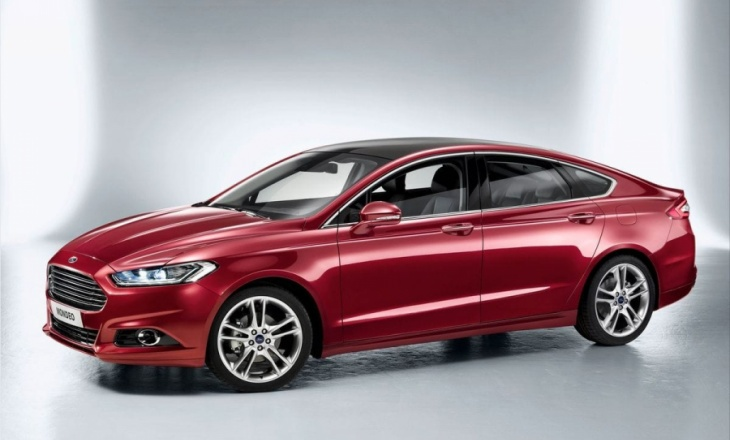 Ford Mondeo - style, technology and quality