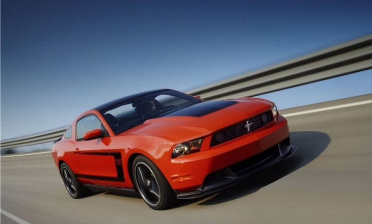 Ford Mustang Boss 302 redefines Mustang capability