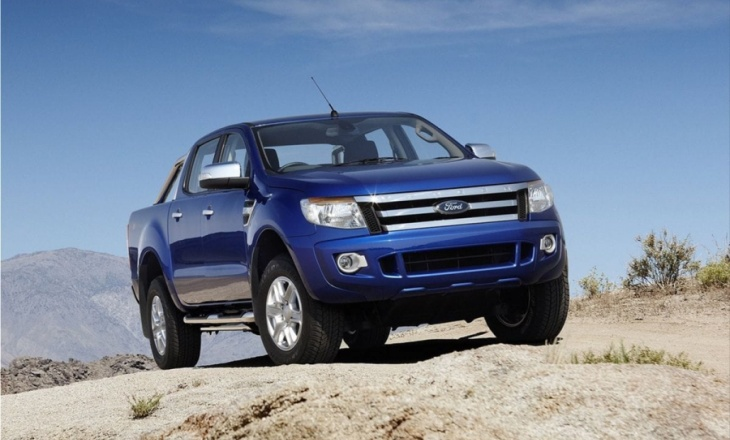 Ford Ranger a complete family of compact trucks