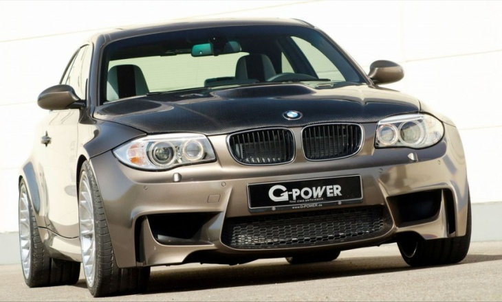 BMW G1 V8 Hurricane RS by G-Power