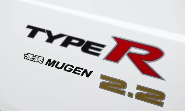 Honda Civic Type-R Mugen 2.2 limited edition