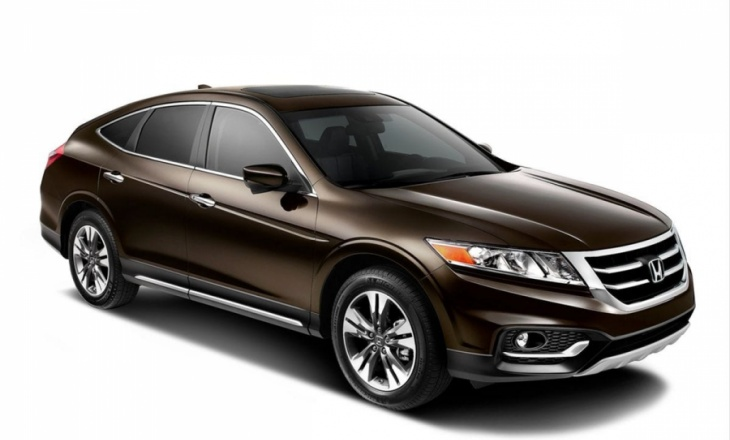 2013 Honda Crosstour with Push Button start