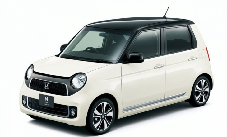 Honda N-ONE mini-vehicle