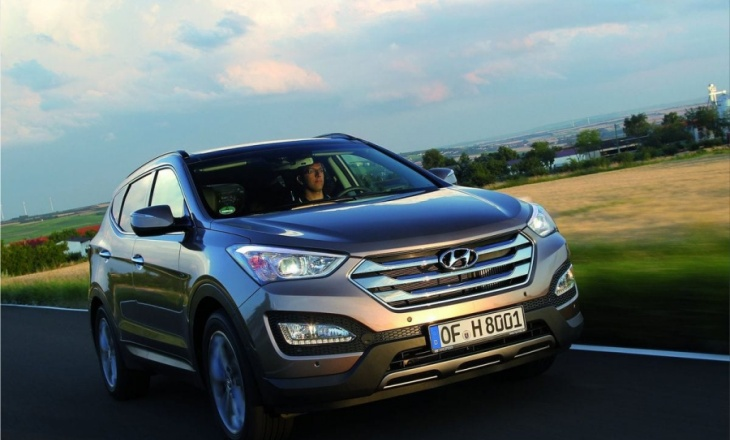 Hyundai Santa Fe EU-Version