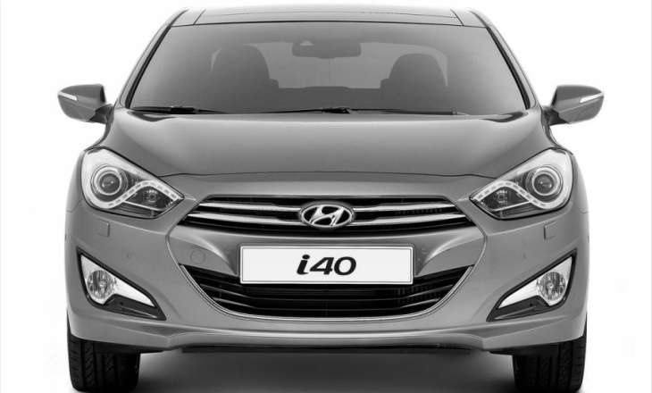 Hyundai i40 New Thinking. New Possibilities
