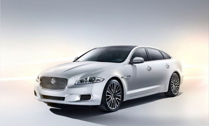 Jaguar XJ Ultimate lightweight aluminium architecture
