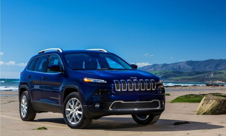 2014 Jeep Cherokee mid-size SUV