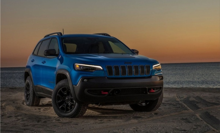 Jeep Cherokee 2019: style, safety and technology