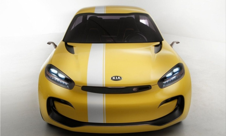 The Kia CUB Concept at the Seoul Auto Show