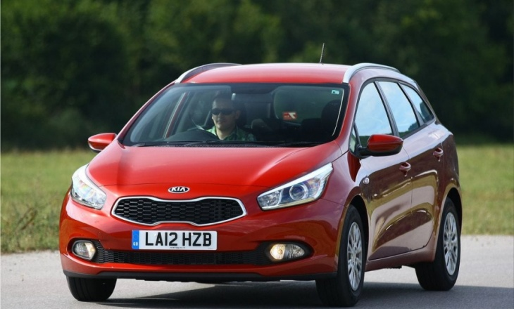 Kia Ceed SW with added emotion and character