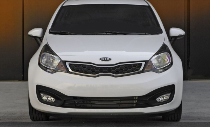 Kia Rio 2013 - class-leading horsepower and fuel economy