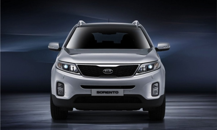 Kia Sorento EU-Version seven-year or 100,000-mile warranty