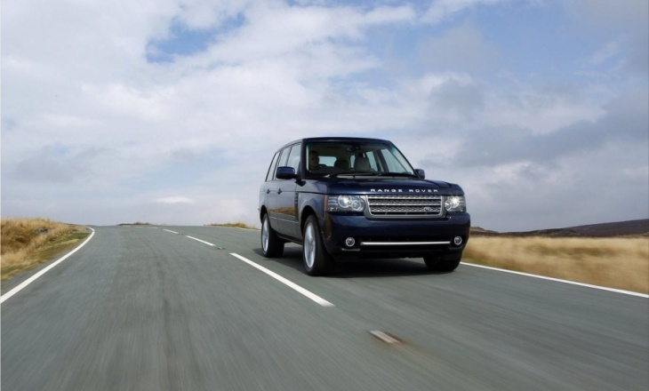 Land Rover Range Rover - complete luxury vehicle