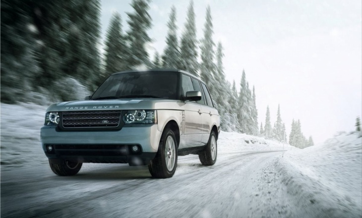 Luxury SUV Land Rover Range Rover