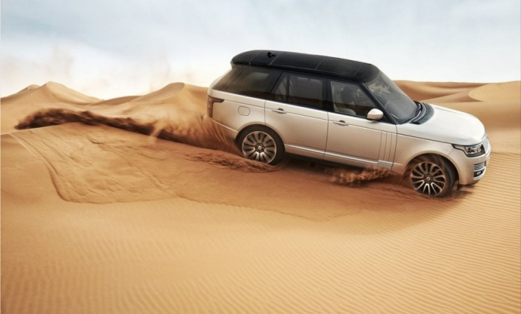 The Most Luxurious Land Rover Range Rover