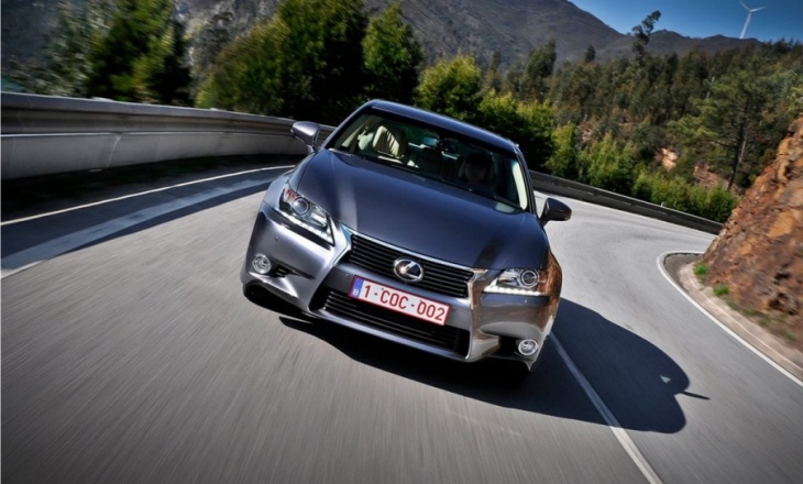Lexus GS 250 fourth generation