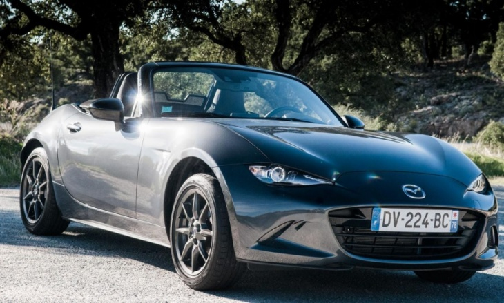 MAZDA MX-5 ND - attractive and successful