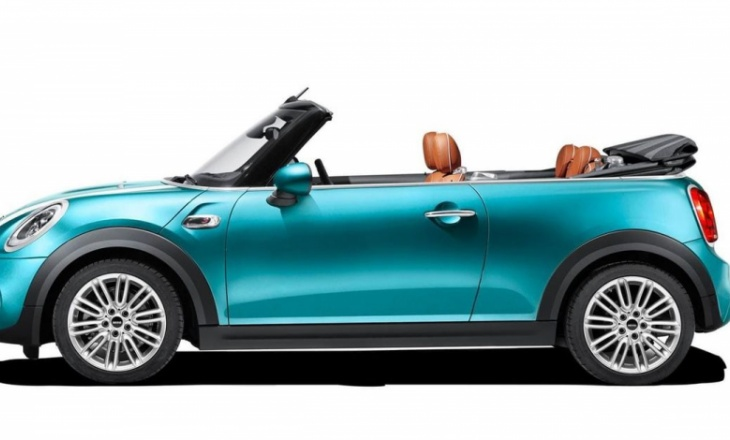 MINI Cabriolet ready to launch in 2016