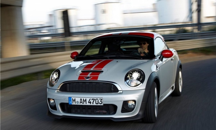 2012 Mini Coupe an innovative new vehicle