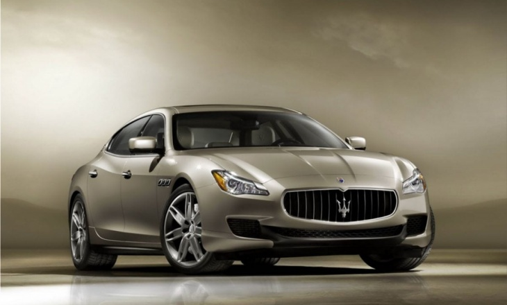 Maserati Quattroporte a luxury sports sedan