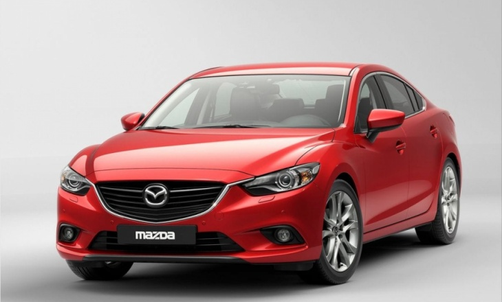 Mazda 6 Sedan - precise response and a high-quality