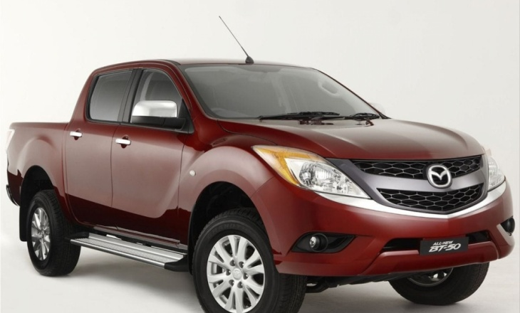 "Mazda BT-50 an ""Active lifestyle vehicle"""