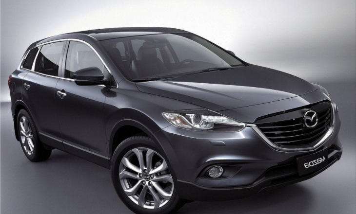Mazda CX-9 KODO - Soul of Motion