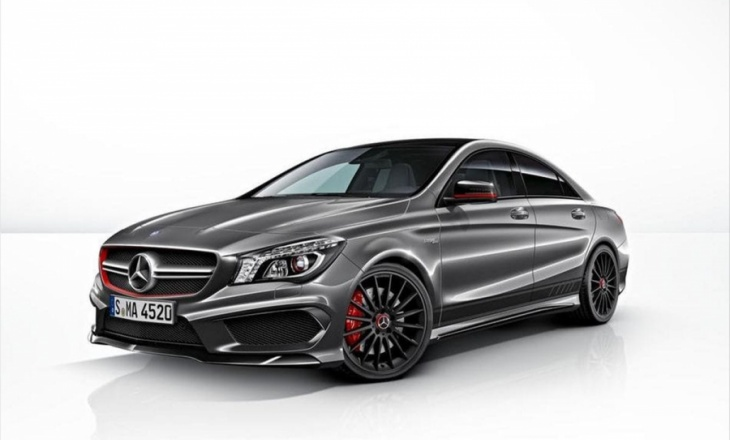 2013 Mercedes-Benz CLA 45 AMG Edition 1