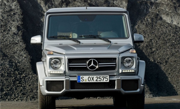 Cutting edge 2013 Mercedes-Benz G63 AMG