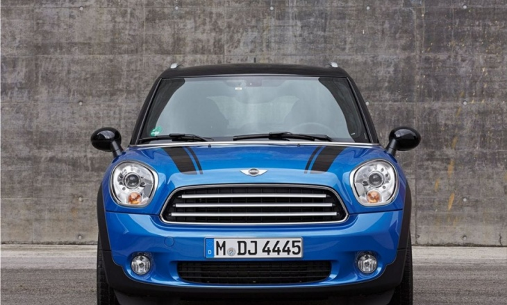 2013 MINI Cooper Countryman and Paceman ALL4