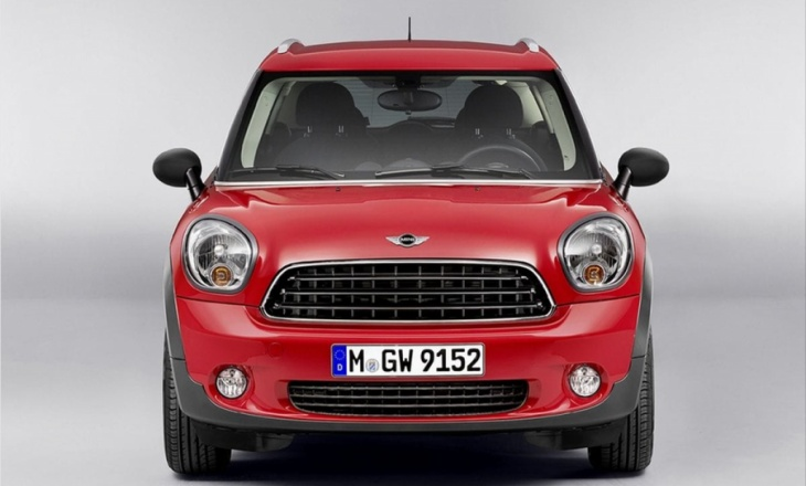 Mini Countryman facelift for Autumn
