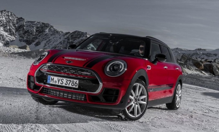 MINI John Cooper Works CLUBMAN can already be ordered from 37000 Euros