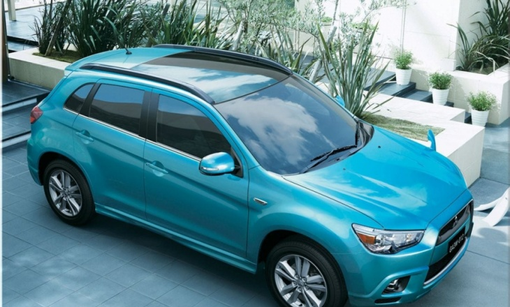 Mitsubishi RVR an ideal compact crossover