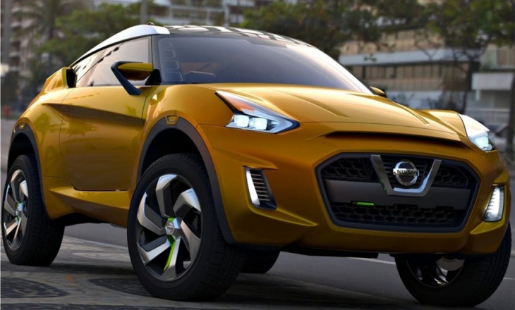 Nissan Extrem Concept especially for Brazil