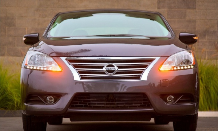 Nissan Sentra complete redesign for 2013