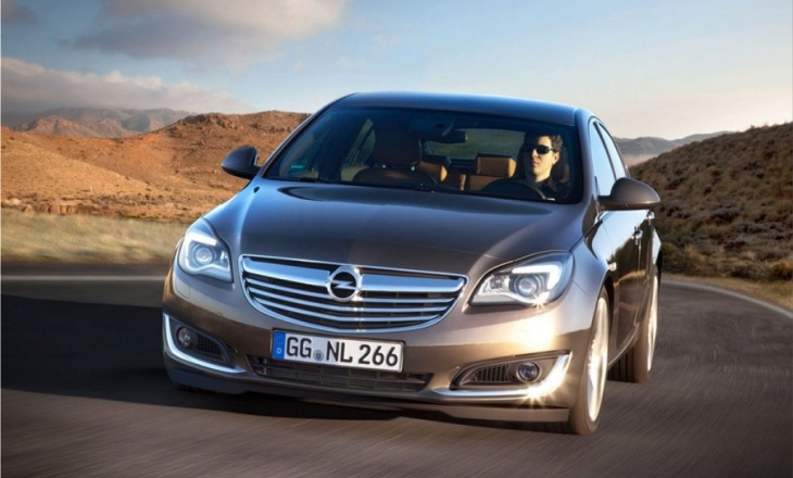 2014 Opel Insignia - the most fuel efficient diesel