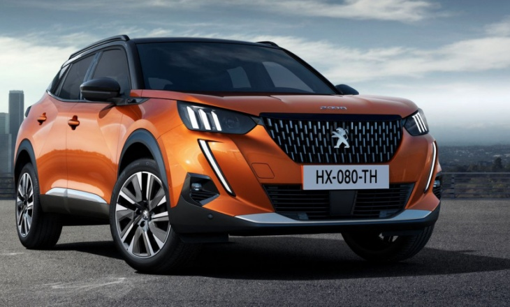 Peugeot 2008 fuel consumption: only 5.0 l / 100 km