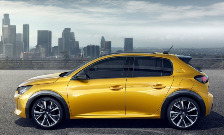 Peugeot officially launched the new generation of the 208 model