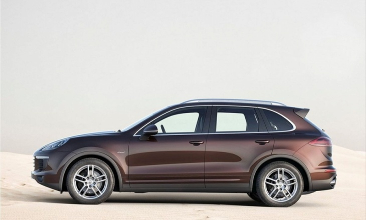 Porsche Cayenne a SUV sports car